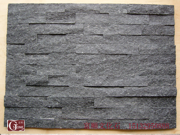 Snow color culture stone